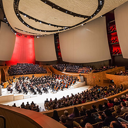 Bing Concert Hall Palo Alto CA BIM Construction Consultant Sanveo